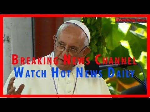 Pope francis in peru calls gold 'false god' fueling slavery