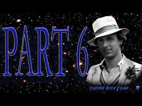 Dr Who Review, Part 6 - The Peter Davison Era
