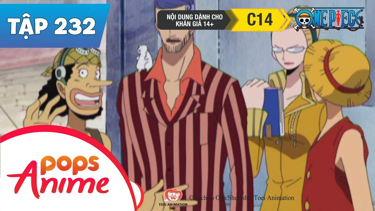One Piece Tập 232 - Sức Mạnh Của Khoang 1 - Công Ty Galley-La - Phim Hoạt Hình