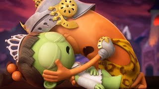 Funny Animated Cartoon Spookiz  Till Death Do Us Part   Cartoon for Children