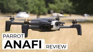 Parrot ANAFI - A True DJI Competitor? | Trusted Reviews