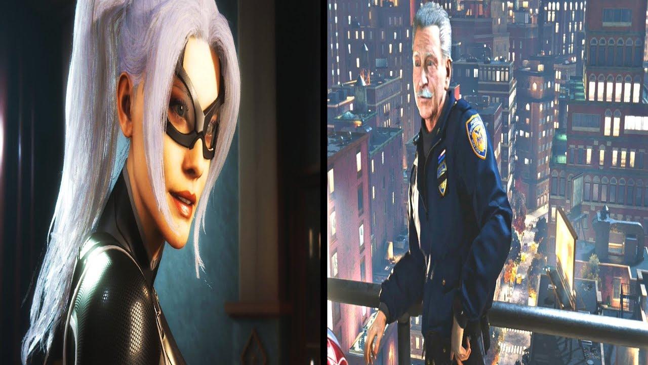 Download Marvel's Spider-Man: The Heist (DLC) -  Collecting Walter Hardy's Stolen Art