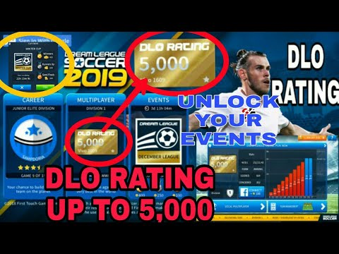 DREAM LEAGUE SOCCER 2019 MOD APK No Root (legendary Players Unlocked+Unlimited Coins)DlO rating  #Smartphone #Android