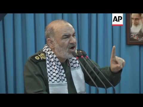 Iran General: Thousands Of Missiles Ready To Hit Israel