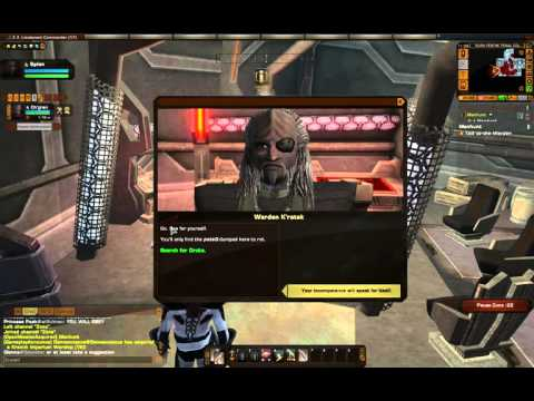 Magzie Plays Star Trek Online: Season 3! E:1  Freeing Alex!