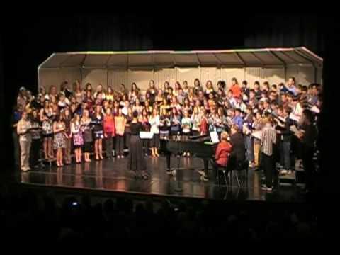 Winter Moon Junior High Honor Choir