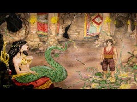 Şahmeran Efsanesi - Yılanların Şahı