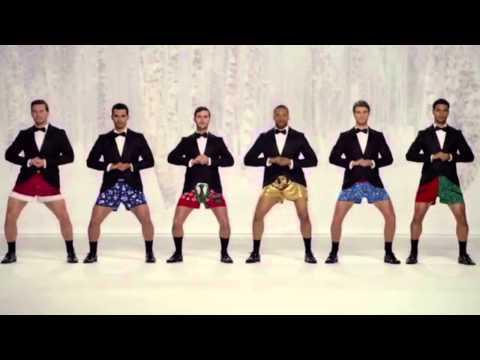 kmart joe boxer commercial Christmas Jingle Bells Show Your Joe