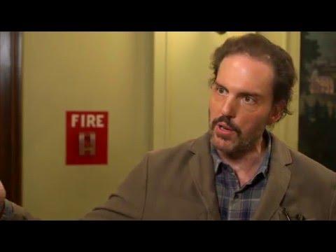 Grimm 100th Episode Interview - Silas Weir Mitchell