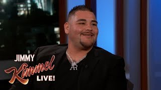 Download Andy Ruiz Jr. on Becoming First Mexican Heavyweight Champion Mp3 and Videos