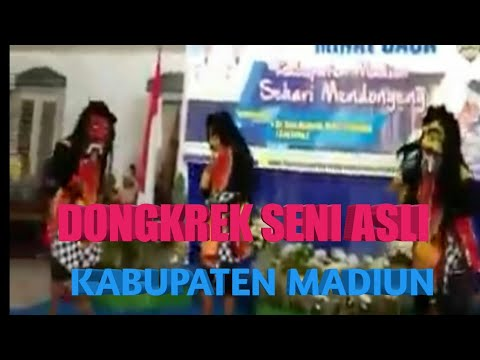 Seni Dongkrek Madiun l SDN Mejayan 01
