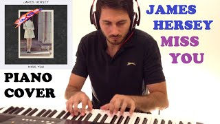 James Hersey - Miss You (Piano Cover)