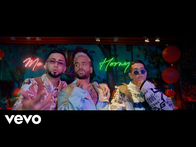 Maluma - Parce (Official Video) ft. Lenny Tavárez, Justin Quiles