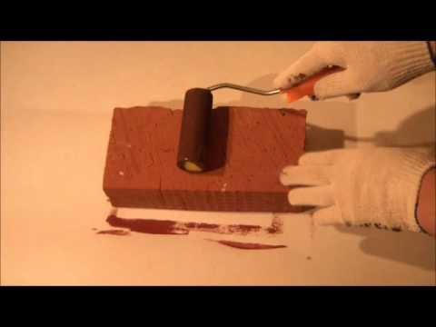 Применение резиновой краски ПроЦвет