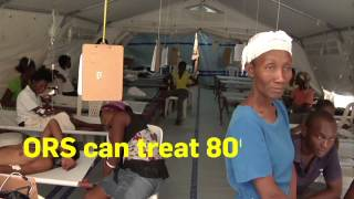 Waterborne diseases in humanitarian crisis