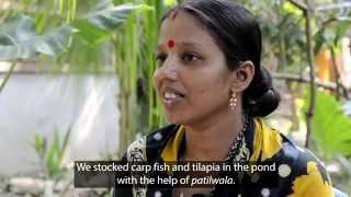 Perspectives: Sema, Fish Farmer in Bangladesh