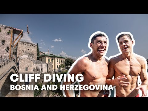 The Winning Dives from Magical Mostar | Red Bull Cliff Diving World Series 2019