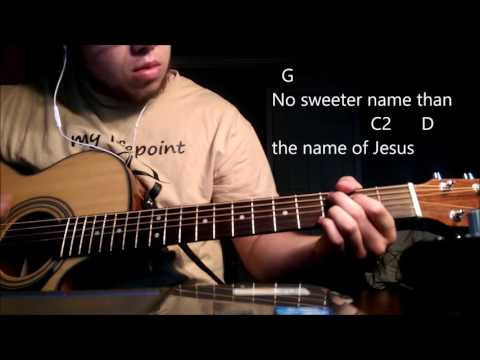 No Sweeter Name Chords By Kari Jobe Worship Chords