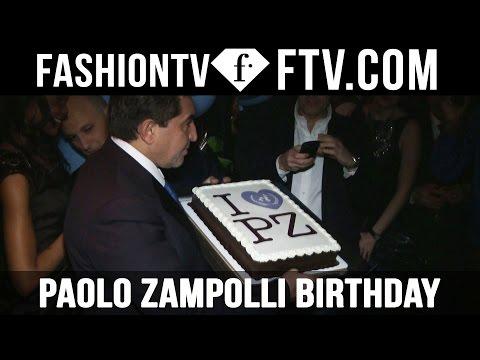 Paolo Zampolli Birthday Party at Trump Soho in NYC 2014 | FTV.com