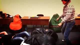 Офисные приколы | The Office funny accidents | Кресло мешок груша PromoPuff