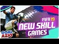 NEW FIFA 19 SKILL GAMES - THE BEST YET!
