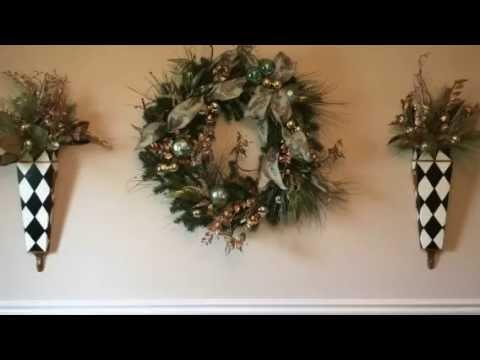 Mackenzie Childs Christmas.Mackenzie Childs Christmas Home Tour