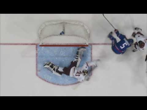 2017-02-23 Boston College vs. UMass Lowell Highlights