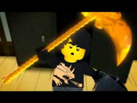 Lego NinjaGo phần 3 tập 3 Sự nổi dậy của đế chế rắn tieng Viet