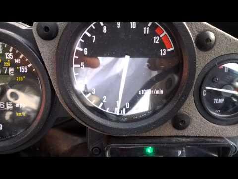 91 Yamaha fzr600 help