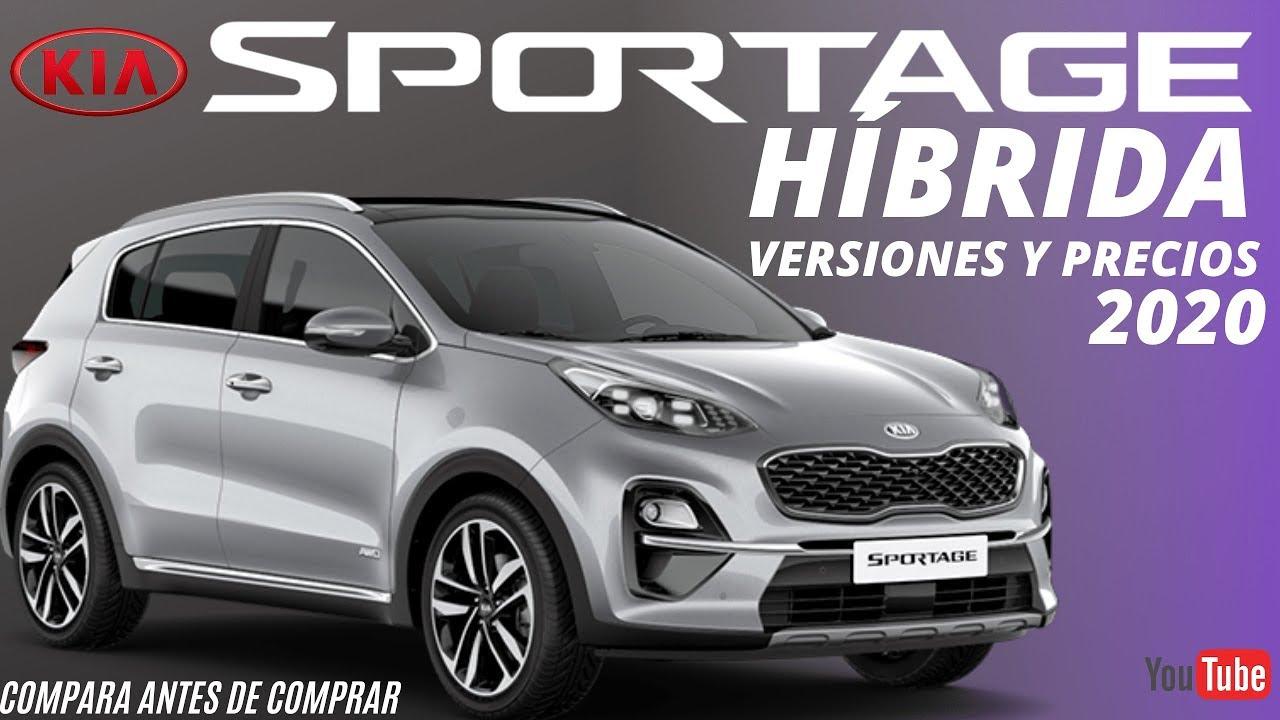 Kia Sportage Hibrida 2020 Versiones Y Precios Youtube