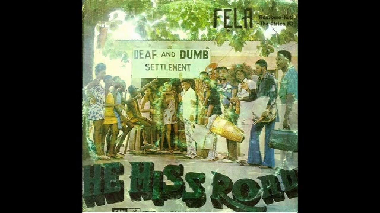 Echoes of the Past: Fela Kuti | Echoes And Dust