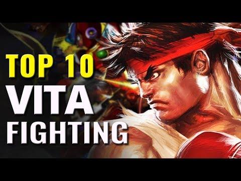 Top 10 PSVITA Fighting Games