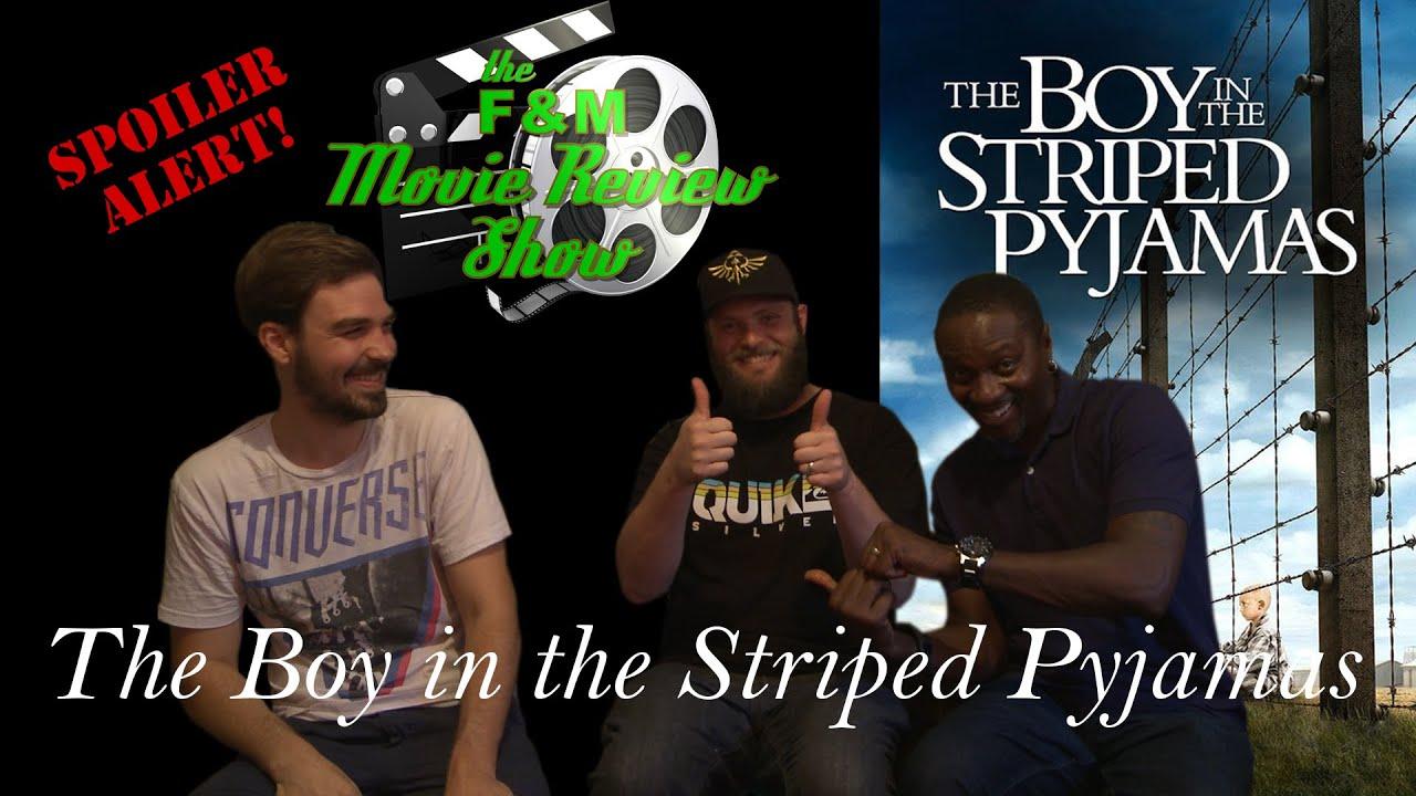 the boy in the striped pajamas movie essay