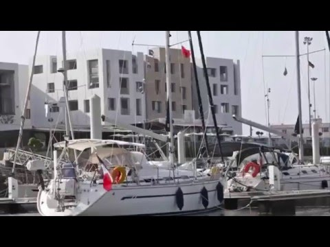 Marina Rabat Salé Morocco    مارينا الرباط سلا بالمغرب