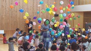 静岡県榛原郡・すみれ保育園のお楽しみ会 ~ イベント出張企画報告 ~
