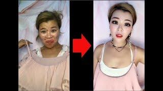 Vịt hóa thiên nga | Đỉnh cao của makeup  | Makeup challenge | Makeup Art #25