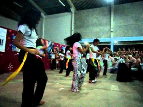 Festival de Dança 2011 - E.E.F. Cedro Alto - 8ª Kuduro