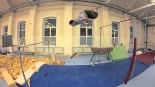 "Секция паркура и акробатики ""Yourways"" - зал CSKA"