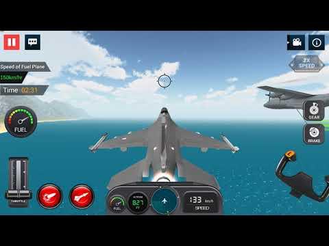 Flight Simulator 2019 - Free Flying Airplane Simulation