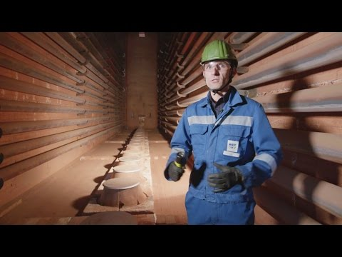 Turnaround: Spring cleaning at the Schwechat Refinery 2016
