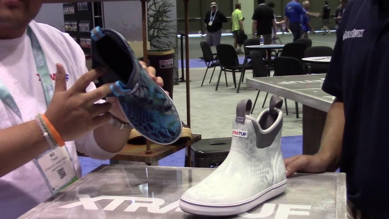 Xtratuf Kryptek Ankle Deck Boot at
