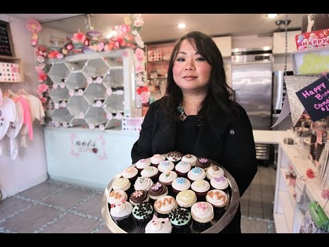 Dots Cupcakes: How A First Time Entrepreneur Reached Sweet Success | Reach Further