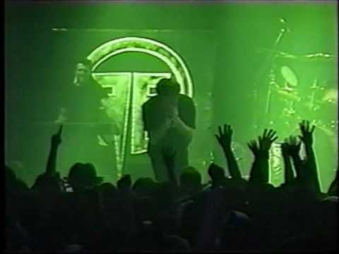 Fear Factory  Edgecrusher  at club Citta in japan 1999
