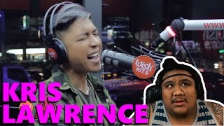 Kris Lawrence - Versace On The Floor by Bruno Mars [MUSIC REACTION]