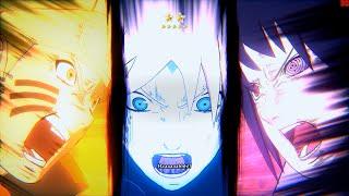 Naruto Ultimate Ninja Storm 4 PC Walkthrough Part 31 - Team 7 vs Kaguya Story Mode Boss Fight