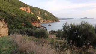 парга греция видео