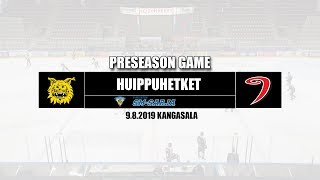 B-Nuoret Preseason 2019 - 2020: Ilves vs. JYP