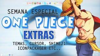 One Piece // Extras - Personalizacion ~ Semana Especial