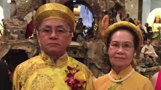 Kỷ Niệm 50 Năm Hôn Phối của Ông Bà Nguyễn Minh Ẩm