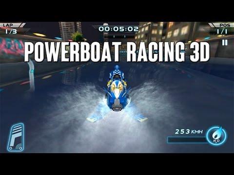 Powerboat Racing 3D Review